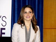 Sophia Bush Lizenzfreies Stockfoto
