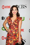 Sophia Bush. Arriving at the CBS Television Distribution TCA Stars Party at the Huntington Library in San Marino, CA on August 3, 2009 royalty free stock photos