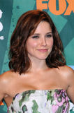 Sophia Bush. In the press room at the 2008 Teen Choice Awards. Gibson Amphitheater, Universal City, CA. 08-03-08 stock image