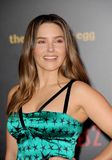 Sophia Bush. At the World premiere of `Incredibles 2` held at the El Capitan Theatre in Hollywood, USA on June 5, 2018 royalty free stock images