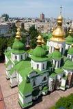 Sophia Cathedral in Kiev Stock Photos