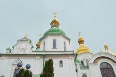 Sophia Cathedral Ukraine. Sophia Cathedral in Kiev Ukraine Stock Photos
