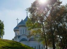 Sophia cathedral. In Vologda Kremlin Stock Photography