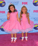 Sophia Grace Brownlee & Rosie McClelland. At the 2012 Teen Choice Awards at the Gibson Amphitheatre, Universal City. July 23, 2012 Los Angeles, CA Picture: Paul stock photography