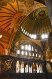 Sophia Hagia. Inside the Sophia Hagia in Istanbul, Turkey Stock Photos
