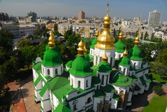 sophia katedralny st. Zdjęcia Royalty Free