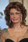 Sophia Loren Стоковое Изображение