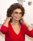 Sophia Loren Fotografia de Stock Royalty Free