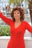 Sophia Loren Royalty Free Stock Image