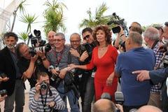 Sophia Loren Royalty Free Stock Photography
