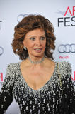 Sophia Loren Royalty Free Stock Images