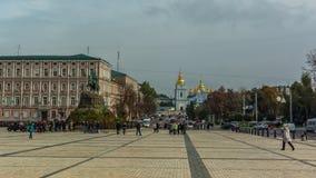 Sophia Square est une le plus beau, historique et de well-kn Photographie stock libre de droits