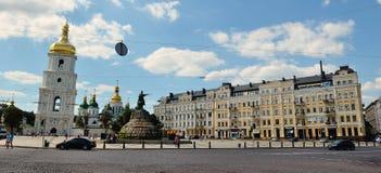 Sophia square, Kiev Royalty Free Stock Photo