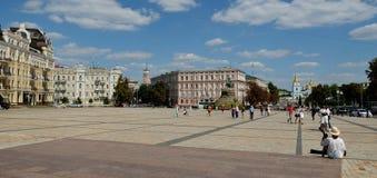 Sophia square, Kiev Stock Photography