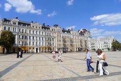 Sophia square, Kiev Stock Photos