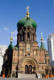 sophia ST του Χάρμπιν εκκλησιών Στοκ φωτογραφίες με δικαίωμα ελεύθερης χρήσης
