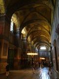 sophia van de gebouwenhagia van Istanboel Royalty-vrije Stock Fotografie