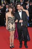 Sophie Desmarais & Jean-Sebastien Courchesne Royalty Free Stock Photos