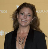 Sophie Grégoire Trudeau. Wife of canadian Prime Minister Justin Trudeau Royalty Free Stock Photos