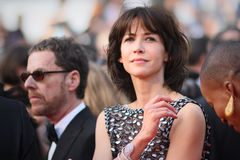 Sophie Marceau Royalty Free Stock Photos