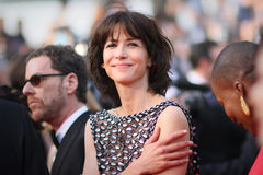Sophie Marceau. Attends the opening ceremony and 'La Tete Haute' premiere during the 68th annual Cannes Film Festival on May 13, 2015 in Cannes, France Stock Photo