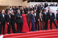 Sophie Marceau, Xavier Dolan, cиенна Miller, Jake Gyllenhaal Стоковая Фотография