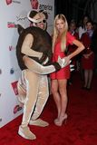 Sophie Monk. At the 5th Annual Rock The Kasbah Fundraising Gala, Boulevard 3, Hollywood, CA 11-16-11 stock photo