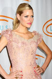 Sophie Monk arrives at the 12th Annual Lupus LA Orange Ball Royalty Free Stock Photography