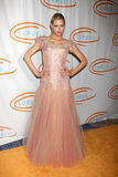 Sophie Monk arrives at the 12th Annual Lupus LA Orange Ball Royalty Free Stock Images