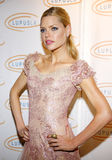 Sophie Monk. LOS ANGELES, CA - MAY 24, 2012. Sophie Monk at the 12th Annual Lupus LA Orange Ball held at the Beverly Wilshire Hotel in Beverly Hills, USA on May stock photography