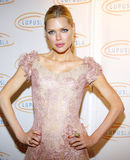 Sophie Monk. LOS ANGELES, CA  - MAY 24, 2012. Sophie Monk at the 12th Annual Lupus LA Orange Ball held at the Beverly Wilshire Hotel in Beverly Hills, USA on May stock image