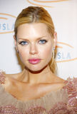 Sophie Monk. LOS ANGELES, CA - MAY 24, 2012. Sophie Monk at the 12th Annual Lupus LA Orange Ball held at the Beverly Wilshire Hotel in Beverly Hills, USA on May stock photo