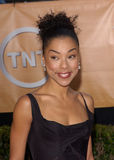 Sophie Okonedo. Feb 06, 2005: Los Angeles, CA: SOPHIE OKONEDO at the 11th Annual Screen Actors Guild Awards at the Shrine Auditorium Stock Photo
