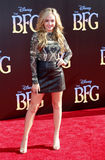 Sophie Reynolds. At the Los Angeles premiere of 'BFG' held at the El Capitan Theatre in Hollywood, USA on June 21, 2016 Stock Photography