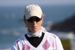 Sophie Sandolo (ITA) Dinard golf cup 2011 Stock Image