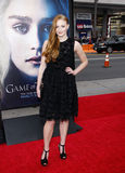 Sophie Turner. At the HBO's third season premiere of Game of Thrones held at the TCL Chinese Theater in in Los Angeles, United States, 180313 Stock Photo