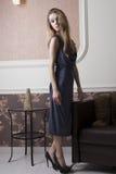 Sophisticated elegant woman Royalty Free Stock Photos
