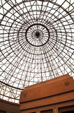 Sophisticated structure dome in america. I stock photography