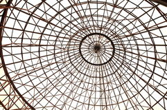 Sophisticated structure dome in america. I royalty free stock photos