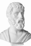 Sophocles (496 ДО РОЖДЕСТВА ХРИСТОВА - 406 ДО РОЖДЕСТВА ХРИСТОВА) было tragedians древнегреческия Стоковая Фотография