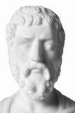 Sophocles (496 ДО РОЖДЕСТВА ХРИСТОВА - 406 ДО РОЖДЕСТВА ХРИСТОВА) было tragedians древнегреческия Стоковые Фотографии RF