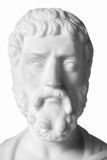 Sophocles (496 BC - 406 BC) was an ancient Greek tragedians Royalty Free Stock Photos