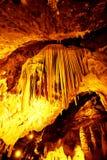 Soplena Ballica jama w Tokat, Turcja obrazy stock