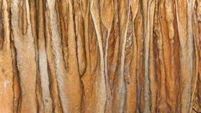 Soplenowie i stalagmity Fotografia Royalty Free