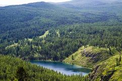 Soporte Altai Foto de archivo libre de regalías