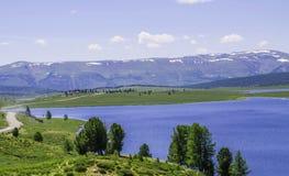 Soporte Altai Imagen de archivo libre de regalías