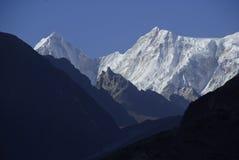 Soporte Cho Oyu Nepal Imagenes de archivo