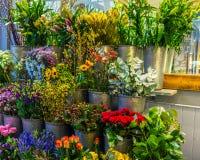 Soporte de flor - baño, Inglaterra Imagenes de archivo