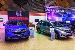 Soporte de Honda imágenes de archivo libres de regalías