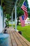 Soporte de la granja de Nueva Inglaterra fotos de archivo libres de regalías
